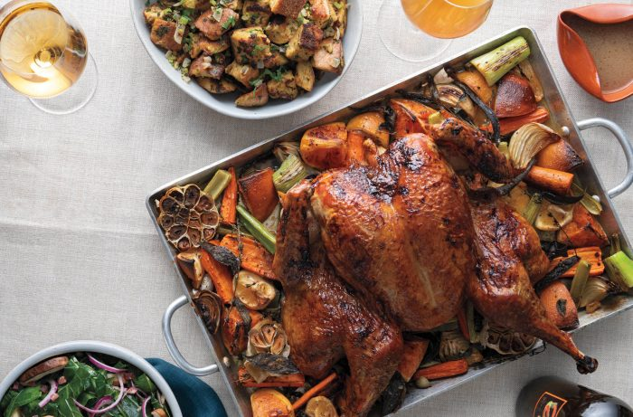 Thanksgiving Dinner, From the Turkey to the Side Dishes