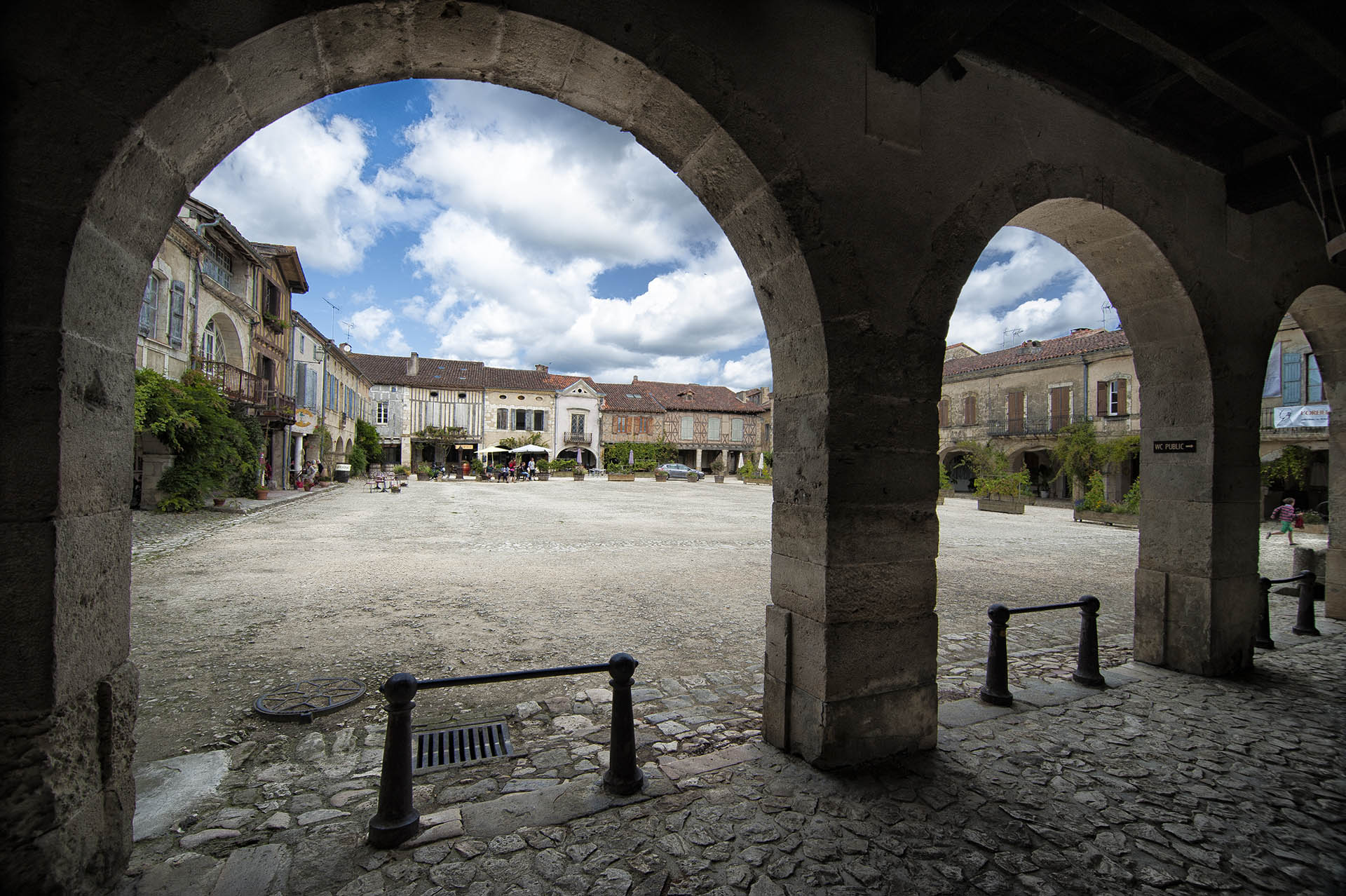Village of Labastide-d'Armagnac, Gascony / Getty