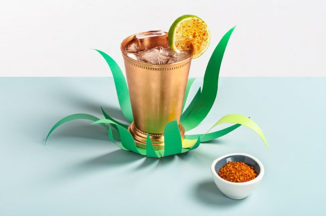 Mezcal Mule Classic Cocktail Recipe