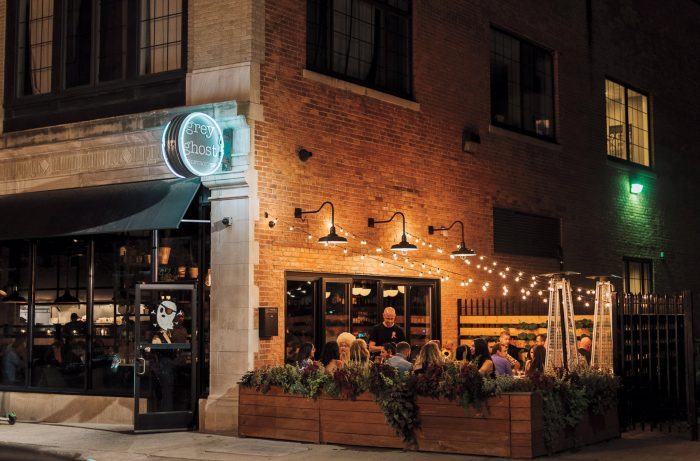 Grey Ghost is one of the best bars and restaurants in Detroit