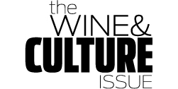 Wine Enthusiast 2020 Culture Issue logo