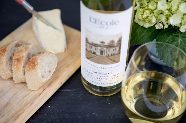 L'Ecole No. 41 2018 Luminesce Seven Hills Vineyard Estate Grown Sauvignon Blanc-Sémillon