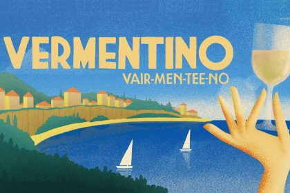 vermentino illustration