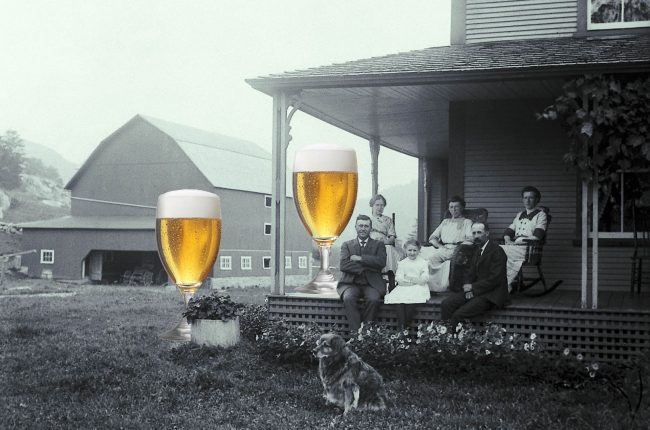 beer farmhouse