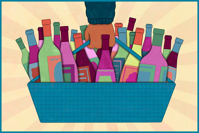 Illustration for Wine Enthusiast Podcast Ep: 76