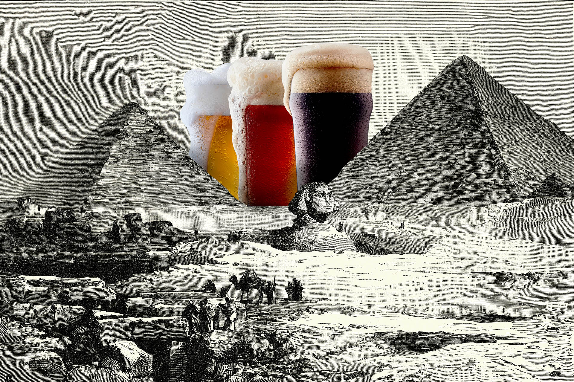 Beer Is What Makes Us Human How Beer Influenced Humanity Worldwide Wine Enthusiast