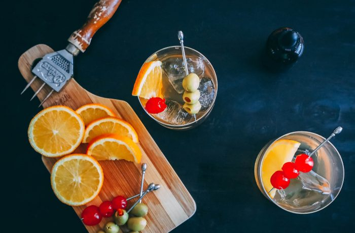 In Wisconsin, A Distinctive Take on an Old Fashioned Cocktail