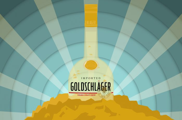 The Elemental Appeal of Goldschläger, A '90s Icon