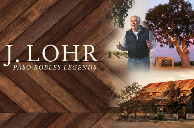 The Lore of J. Lohr: History of a Legend