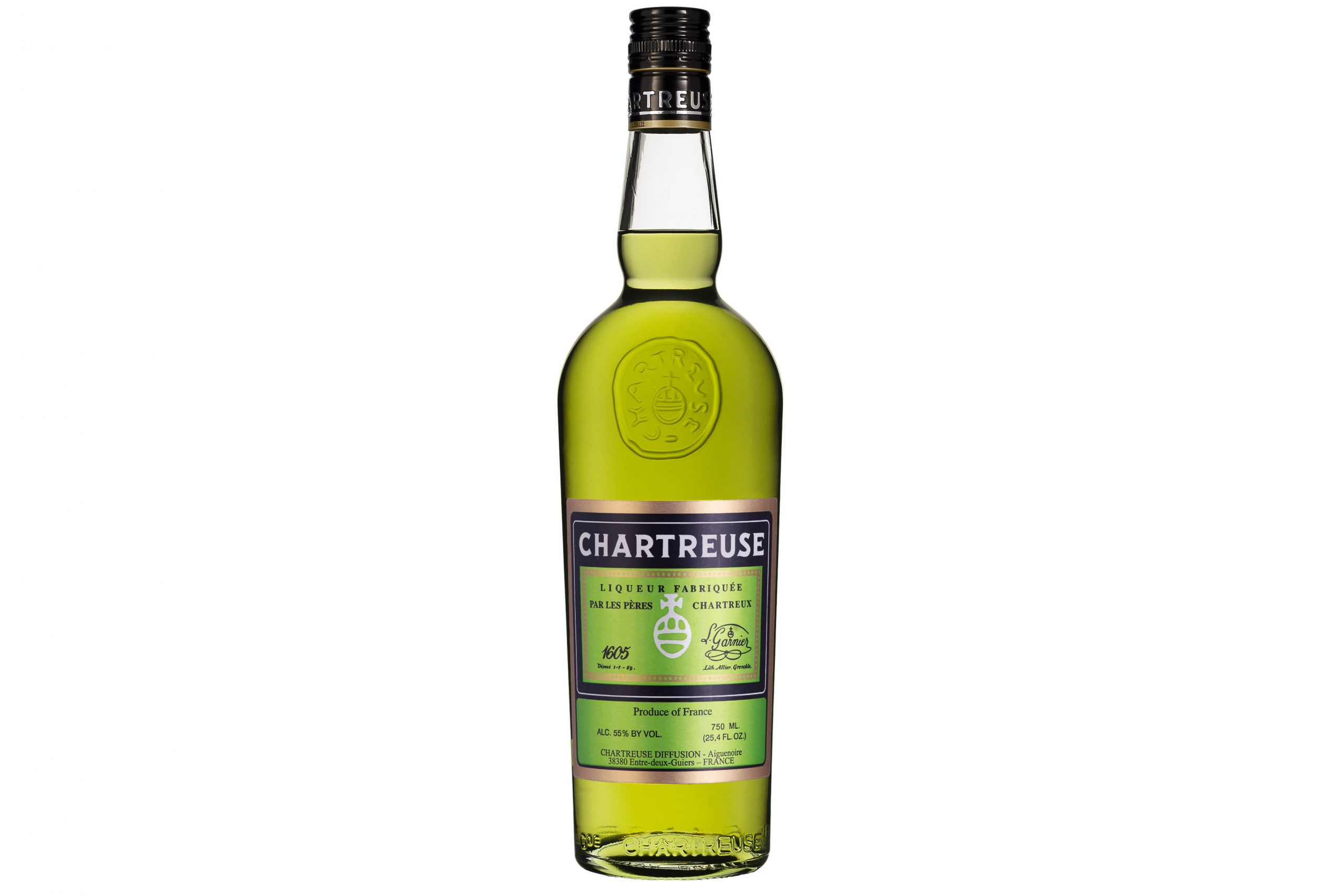 Green Chartreuse has been made for hundreds of years and its recipe has been passed down for generations
